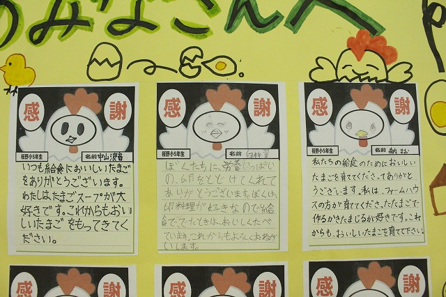 小学生の声1 糸島ファームハウス